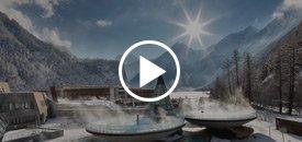 Winter-Wellness im AQUA DOME